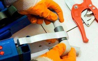 Виды и особенности аппаратов для полипропиленовых труб